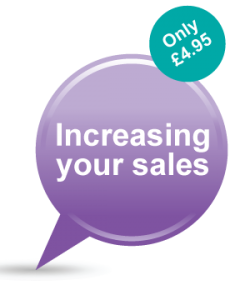 increasing your sales podcast image from Executive training and consultancy limited